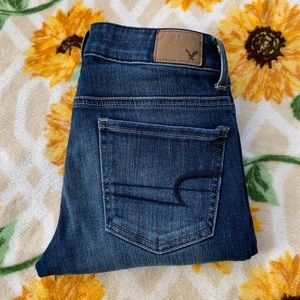 American Eagle Low-RiseJegging